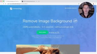 Remove The Background From Any Image…Automagically!