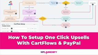 How To Setup One Click Upsells With CartFlows & Paypal