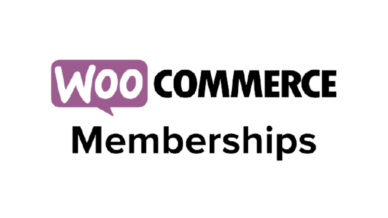 Software WooCommerce Memberships
