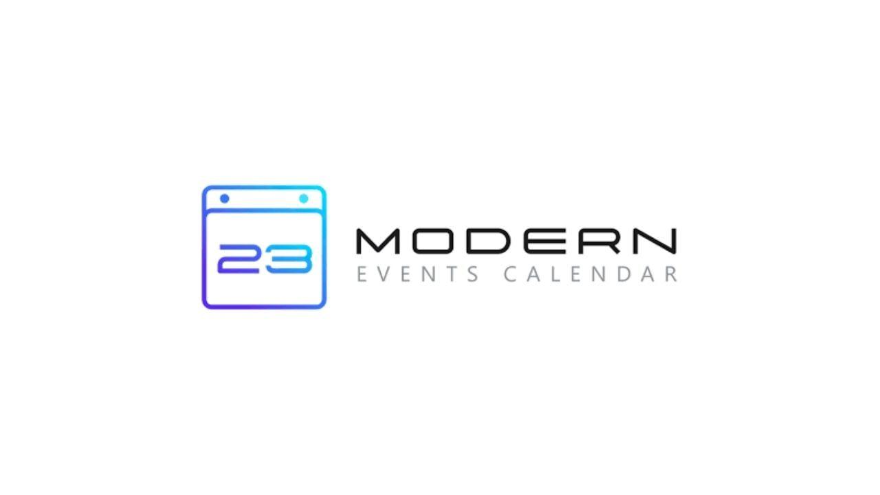 Software Modern Events Calendar